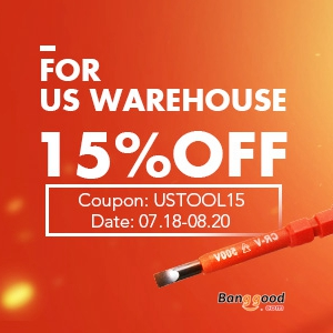 15% OFF Electronic Tools Promotion in US Direct