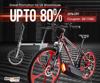 Up to 80% OFF Outdoor Cycling Products in US Warehouse
