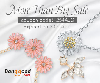 25% OFF for Lovely Jewelry Products