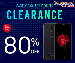 Up to 80% OFF Mega Stock Clearance