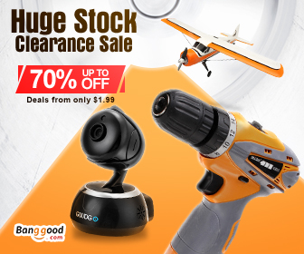 New Year Clearance: 10% Off For Toys and Hobbies, Electronics, Home