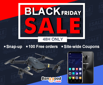 Updated! Black Friday Carnival- 9% OFF Sitewide Coupon
