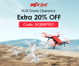 20% OFF Coupon for RC Quadcopters & Parts