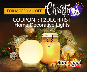 12% OFF for Home Decorative Lights