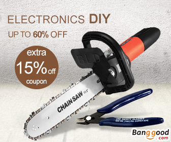 Up to 60% OFF for DIY Tools with Extra 15% OFF Coupon