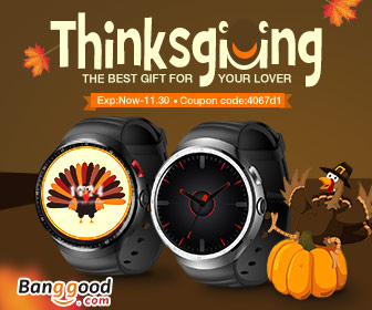 15% OFF Watches for Thanksgiving