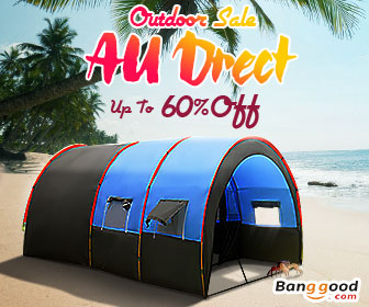 Up to 60% OFF for Outdoor Kits with Extra 15% OFF Coupon