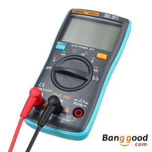 39% OFF Digital Ture RMS 6000 Counts Multimeter Temperature Tester