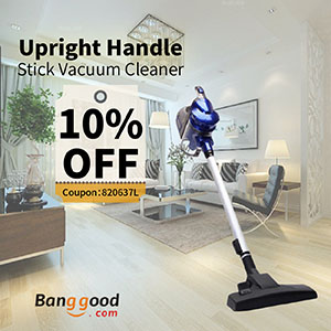Coupon - Only US$66.59 for Handle Vacuum Cleaner  with Extra 10% OFF Coupon