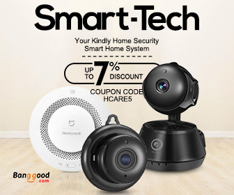 7% OFF for Smarthome Security System
