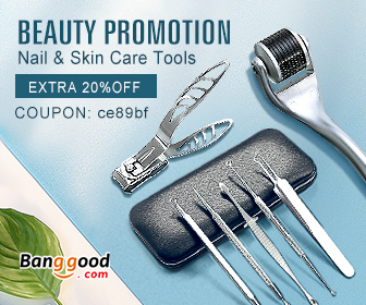 20% OFF for Nail & Skin Care Tools