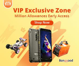 banggood.com - Banggood Double 11 VIP Early Access