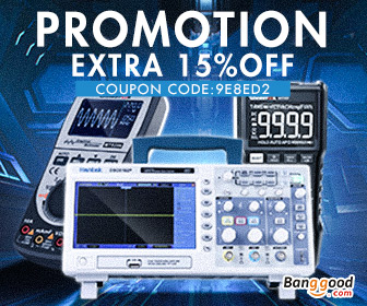 Extra 15% OFF for Multimeter ...