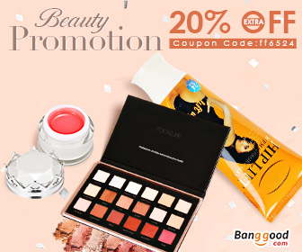 Up to 50% OFF for Beauty With Extra 20% OFF Coupon