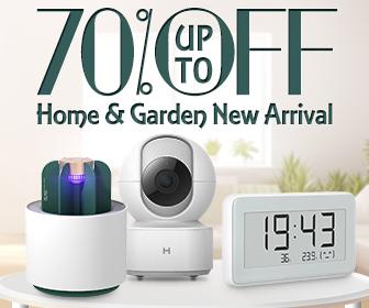 Giảm giá 18% OFF cho Home & Garden từ CÔNG TY TNHH CÔNG NGHỆ BANGGOOD