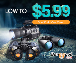 12% OFF Coupon for Outdoor Telescope