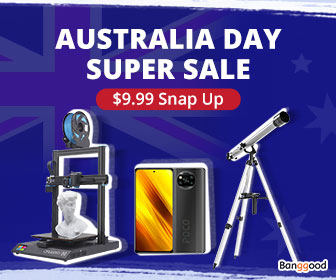 Banggood - Super Sale for Australia Day
