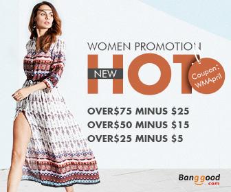Women Clothing Promotion: Regular Size & Plus Size