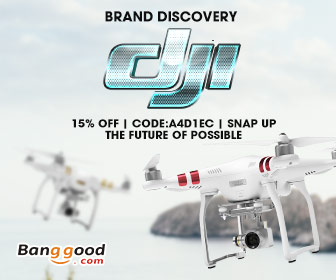 Black Friday Promotion- 15% OFF Coupon for ALL DJI RC Products
