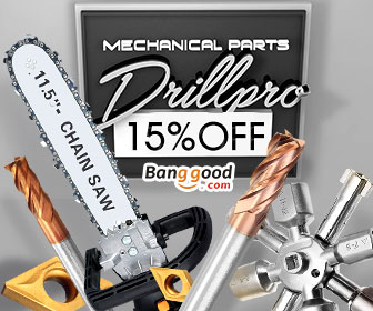 Up to 81% OFF for Drillpro Mechanical Parts with Extra 15% OFF Coupon