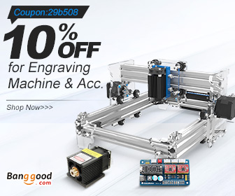 10% OFF for Engraving Machine & Accessories