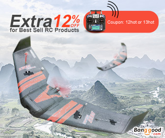 12% OFF for Best Sell RC Products