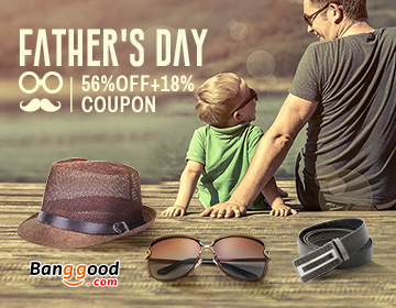Father's Day: 18% OFF for Accessories