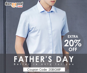20% OFF for Men's Fashion Clothing