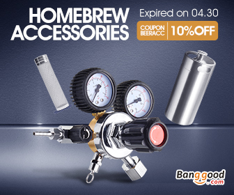 10% OFF Eletronics for Homebrew Accessories