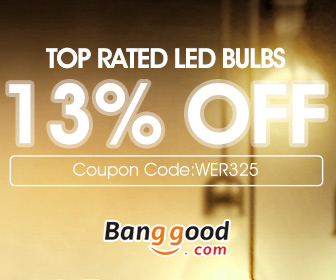 13% OFF for Top Rated LED Bulbs