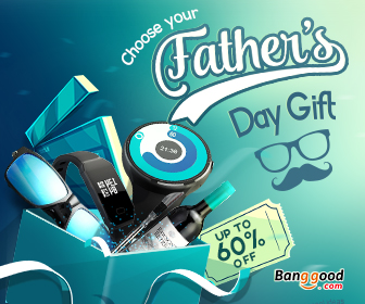 Up to 60% OFF Father's Day Promotion for All Categories