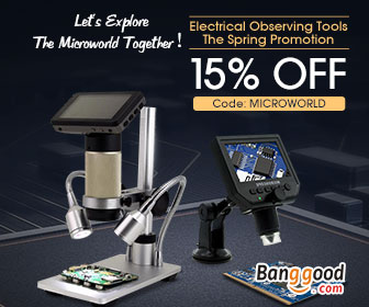 15% OFF for Electrical Observing Tools Promotion