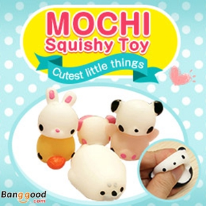 8% OFF for ALL Squishy Toys