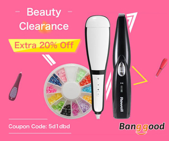 Extra 20% OFF for Beauty Clearance