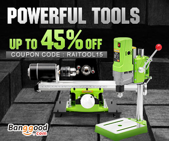 Up to 45% OFF for Powerful Tools with Extra 15% OFF Coupon