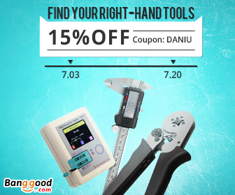 15% OFF for ALL  Electronic Tools