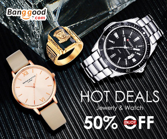 Flash deals: 50% OFF for Jewerly & Watch Products
