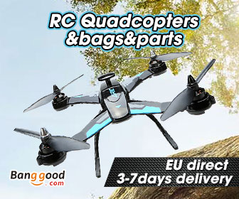 10% OFF for RC Quadcopters in EU Warehouse