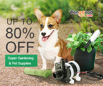 UP TO 80% OFF for Super Gardening & Pet Supplies