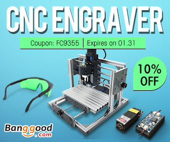 Up to 38% OFF for Laser Engravers with Extra 10% OFF Coupon