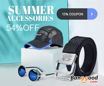 15% OFF for Summer Accessories
