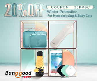 20% OFF for Housekeeping & Baby Care