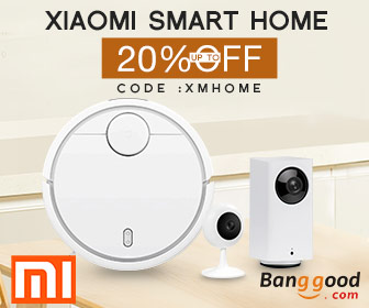 20% OFF for Xiaomi Smart Home