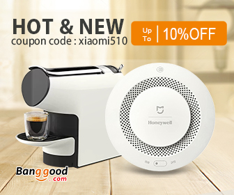 10% OFF for Xiaomi Smarthome Products