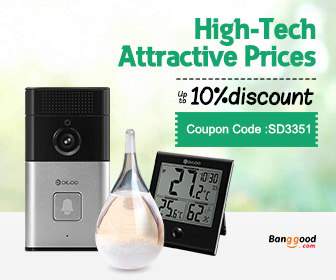 10% OFF High-Tech & Low Prices for Home Sale
