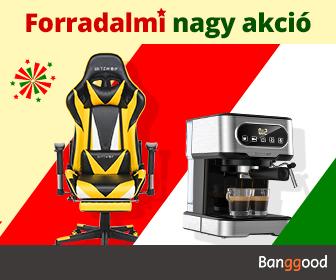 banggood.com - New Users Promotion of Hungary