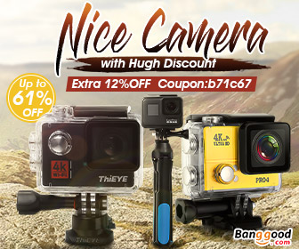 Up to 61% OFF for Sport Camera with Hugh Discount