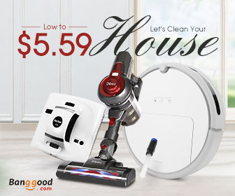 Up to 58% OFF  for Vacuum Cleaner