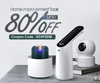 18% OFF Coupon for Home Appliance & Tools