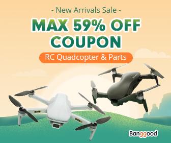 banggood.com - Up to 60% OFF for RC Quadcopter & Parts